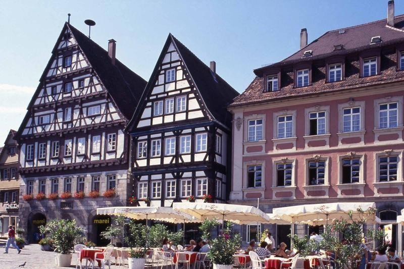 Altstadt von Schwäbisch Gmünd