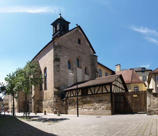 Franziskanerkirche in Schwäbisch Gmünd