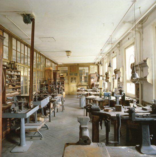 Silberwarenmuseum Ott-Pausersche Fabrik