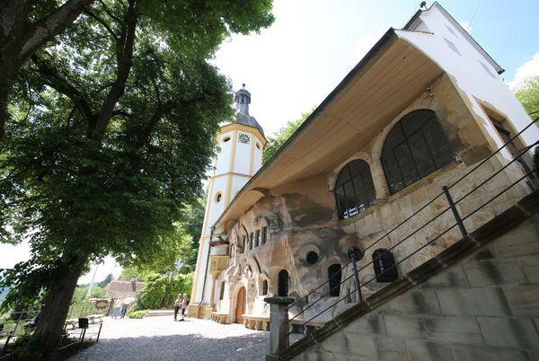 St. Salvator Kapelle