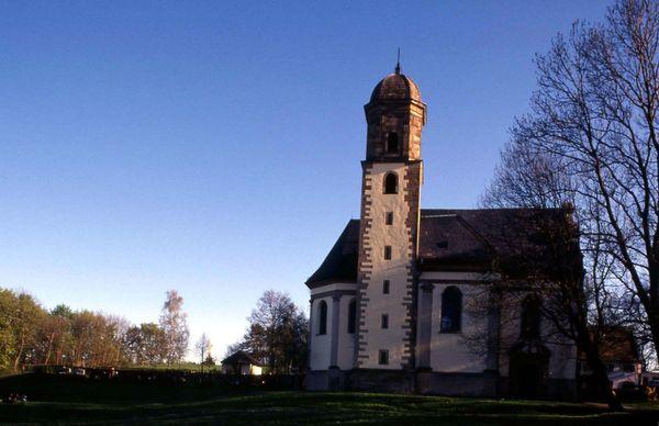 Wallfahrtskirche Hohenrechberg