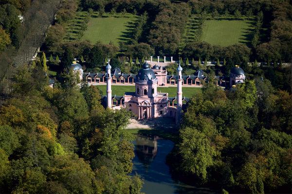 Schwetzingen Schloss Mosche