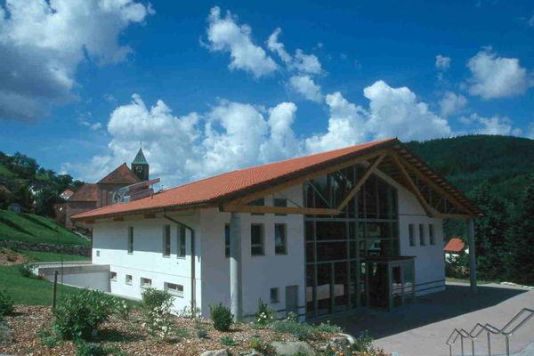 Mummelseehalle in Seebach