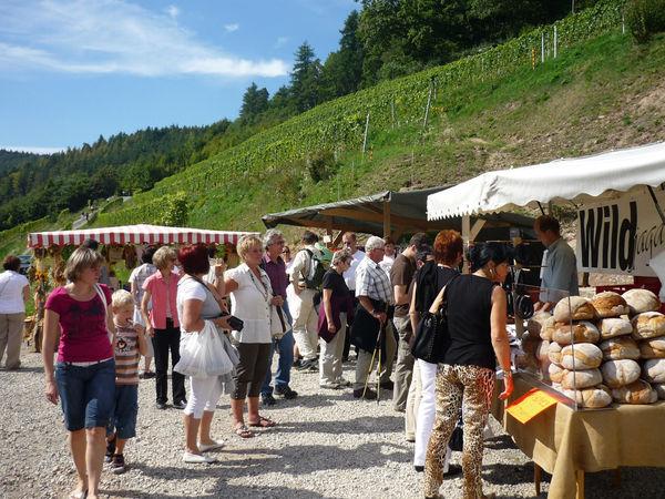 Naturparkmarkt im Naturpark Schwarzwald Mitte/Nord