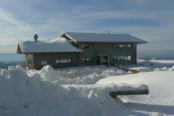 Grinde-Hütte