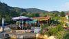 Kleines Kiosk im Seebacher Kurpark