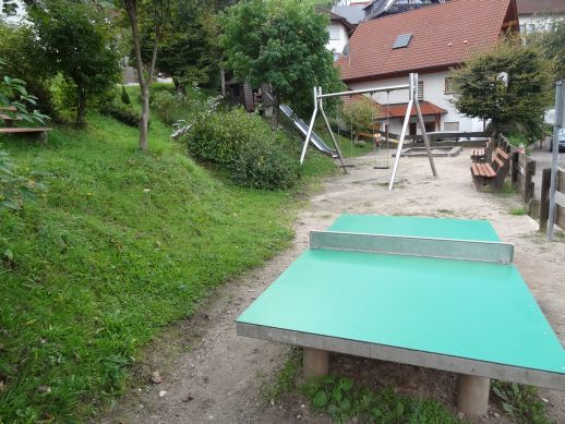 Spielplatz im Wohngebiet Kirchberg/Kleineck