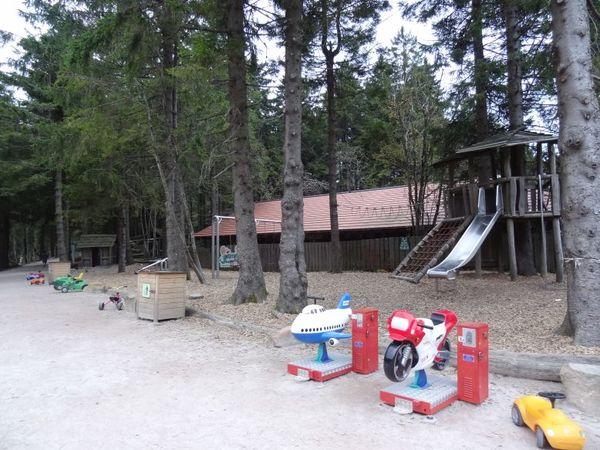 Waldspielplatz am Mummelsee