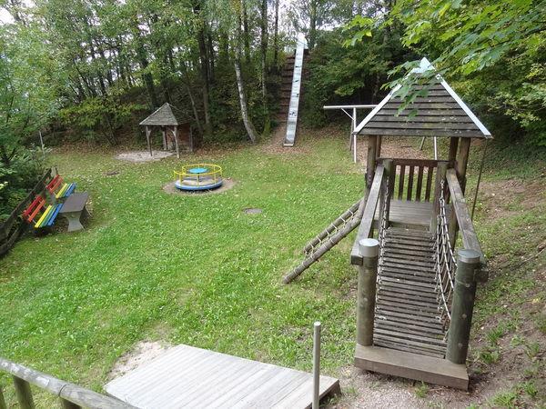 Spielplatz im Wohngebiet Wildenberg