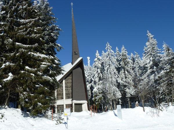 St. Michaelskapelle am Mummelsee