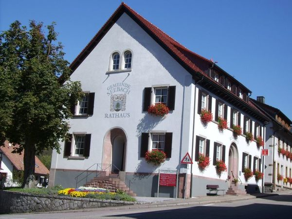 Rathaus - Tourist-Information Seebach