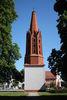 Schinkelturm in Letschin im Oderbruch, Foto: Katrin Riegel