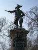 Denkmal Alter Fritz, Foto: Sandra Ziesig