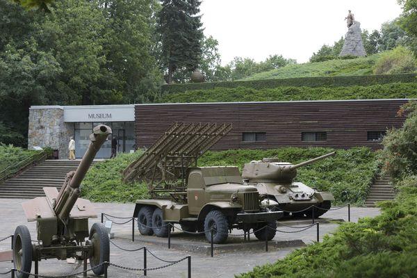 Gedenkstätte Seelower Höhen, Foto: TMB-Fotoarchiv/Steffen Lehmann