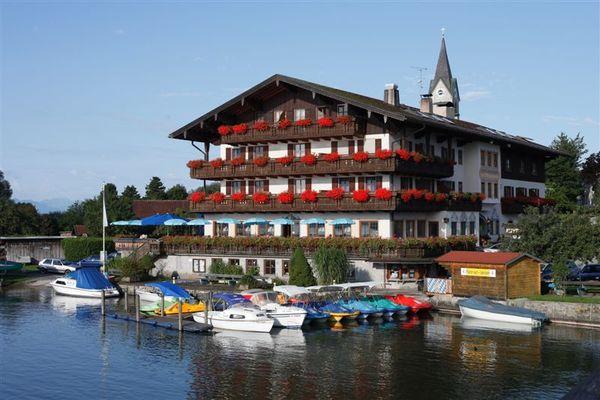 Seehotel Wassermann.