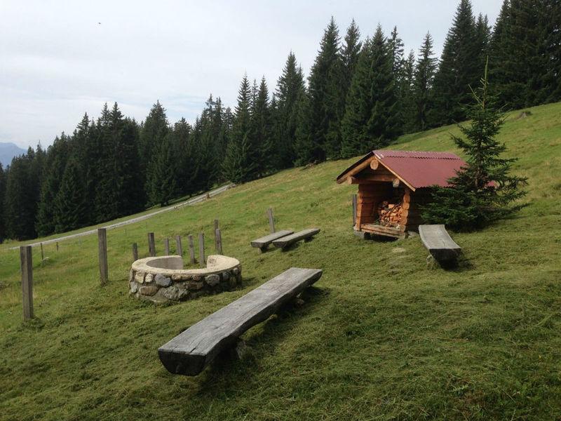 Feuerstelle Dürrwald Seewis