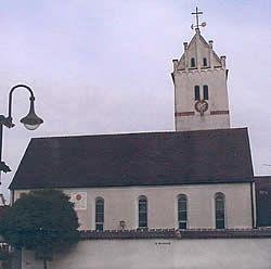 Bartholomäuskirche in Setzingen