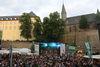 Stadtfest Siegen, Besucher am Kölner Tor