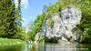 Kanufahren im Donautal