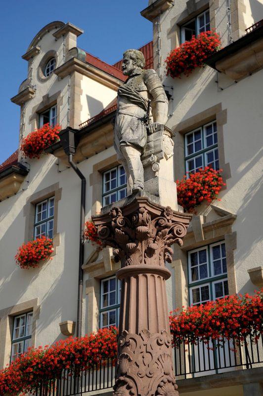 Historisches Rathaus in Sigmaringen