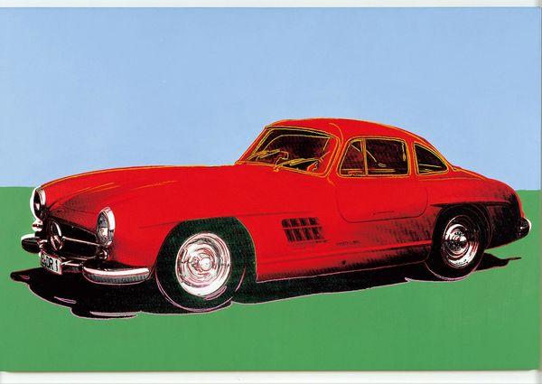 Andy Warhol MB 300 SL