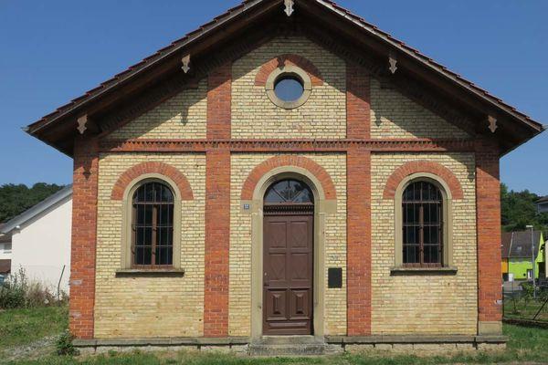 Alte Synagoge Steinsfurt