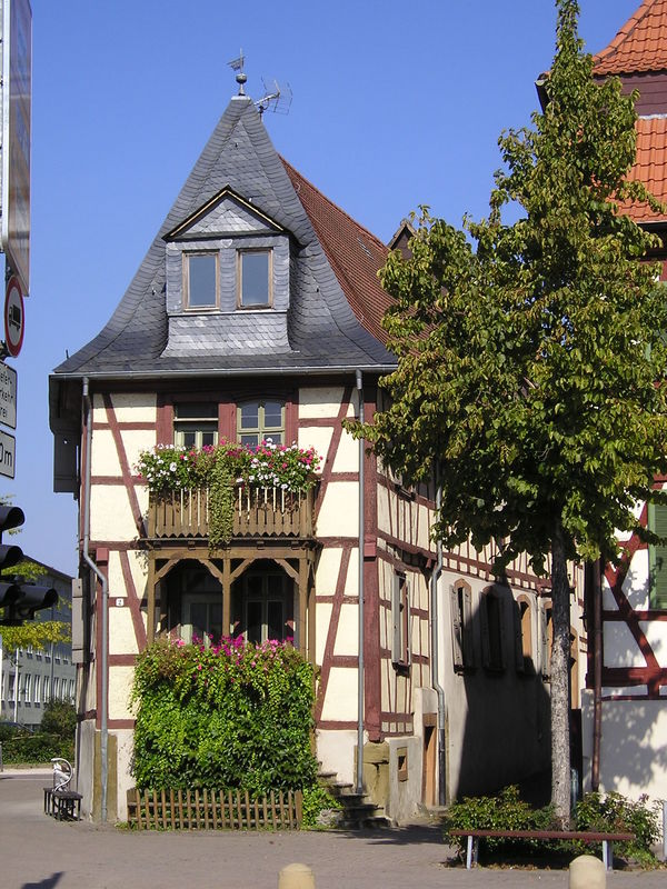 Gerberhaus Schmoll