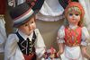 Puppen in der Pomázer Heimatstube