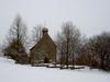 St. Anna Kapelle im Winter
