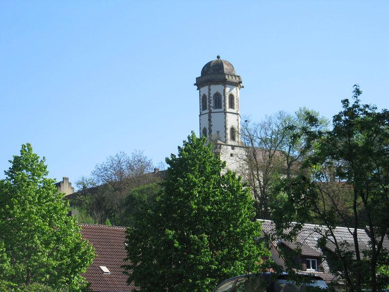 Stift Sunnisheim-historisches Wahrzeichen von Sinheim