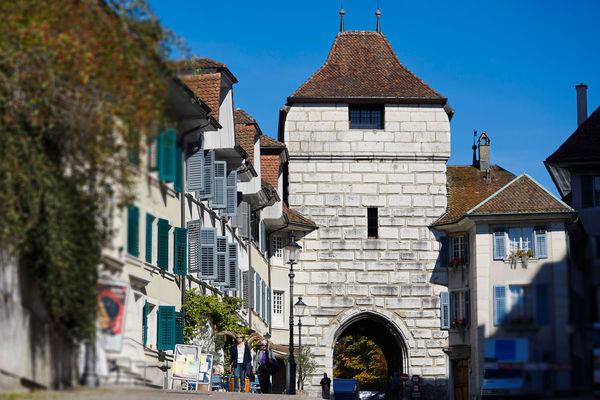Basel Gate