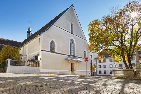 Franziskanerkirche, Solothurn