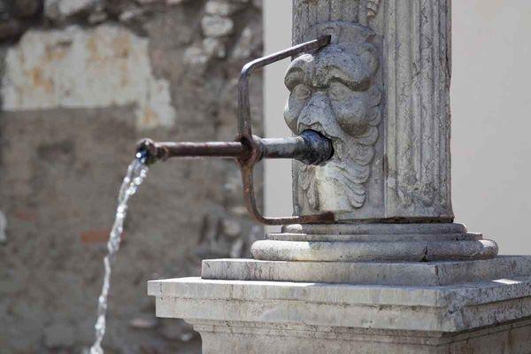 Franciscan gate fountain