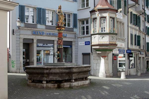Fontaine de la Justice