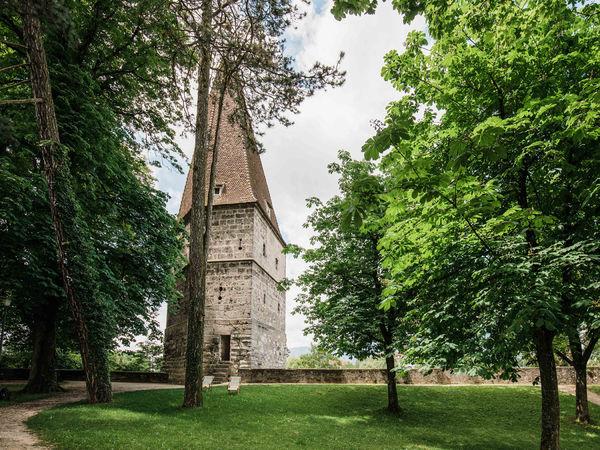 Douves de la Krummturm