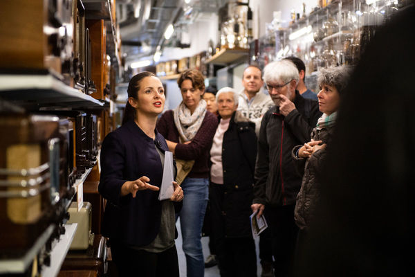 Führung im Museum Enter Solothurn