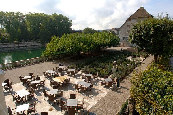 Palais Besenval Garten