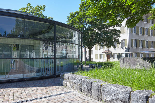 Parkhaus Baseltor, Solothurn
