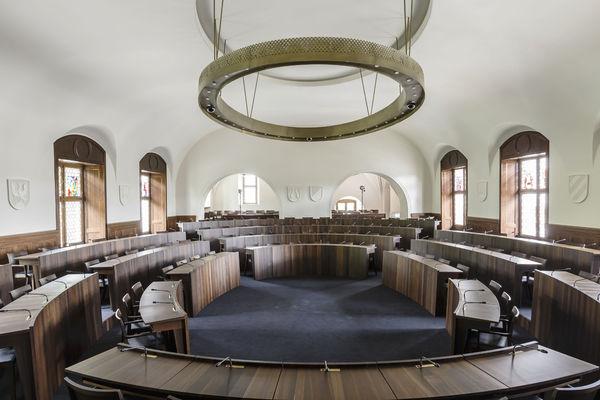 Rathaus Solothurn innen