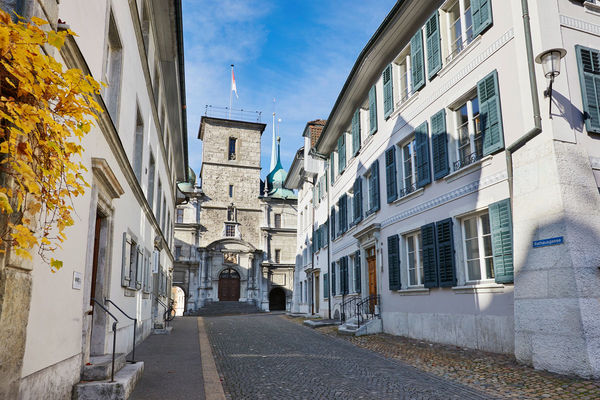 Rathaus Solothurn