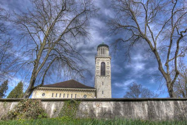 Rerformierte Kirche Solothurn aussen
