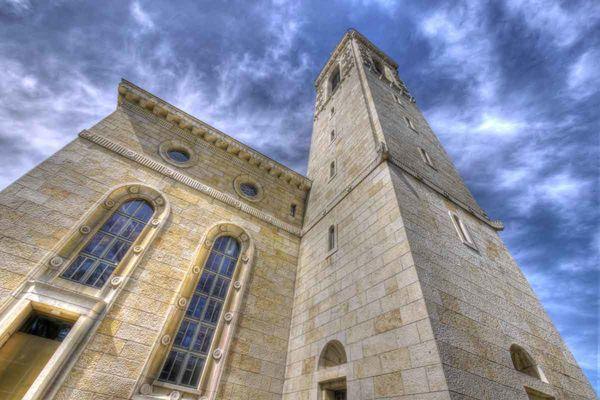 Reformierte Kirche Solothurn aussen