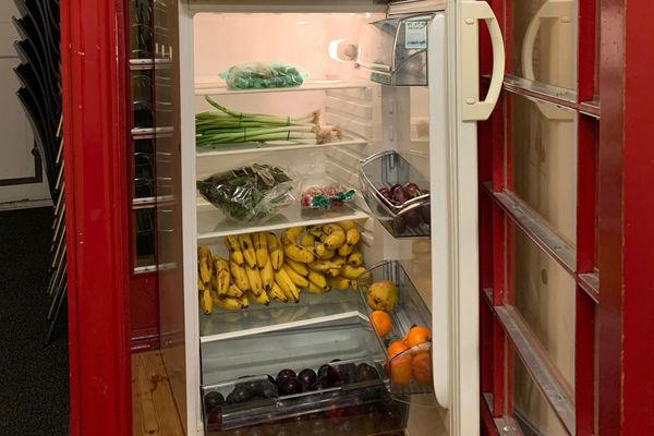 Kühlschrank RestEssBar
