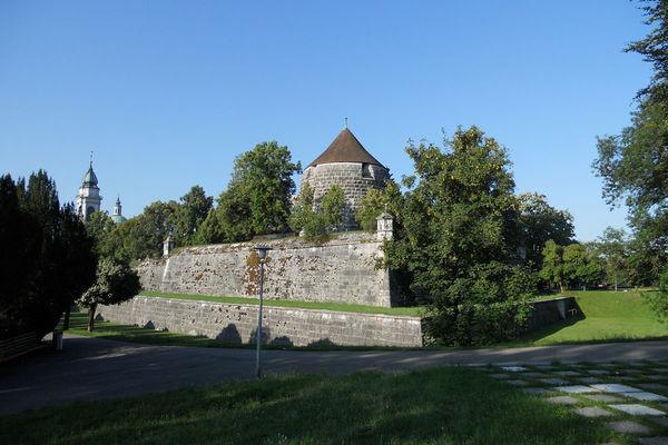 Riedholz Bastion