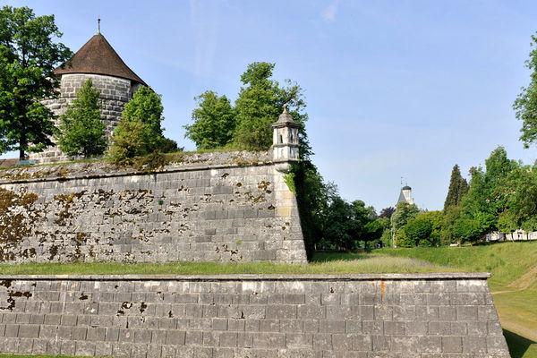 Riedholzturm, Schanze, Solothurn