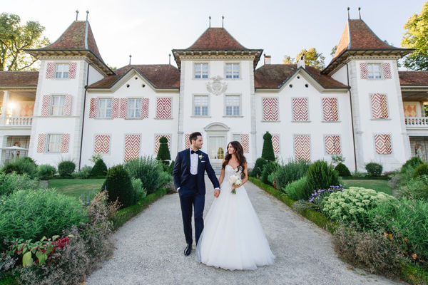 Wedding, Waldegg Castle, Feldbrunnen