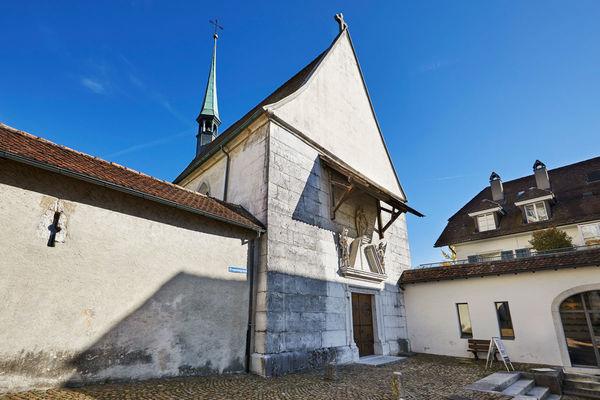St. Peter's Chapel, Solothurn