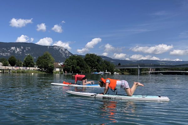 Stand Up Paddle, SUP, Solothurn
