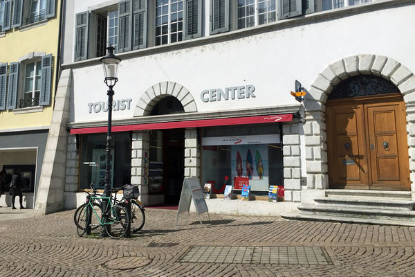 Tourist Information, Solothurn