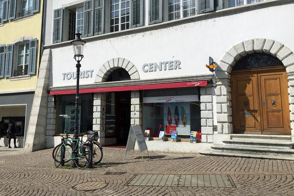 Tourist Information, Solothurn